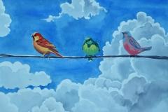 Three Little Tweeters